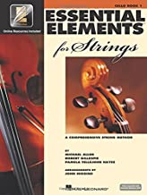 Best essential elements cello book Reviews