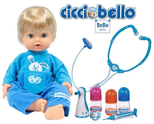 Cicciobello - 0056391 - Bobo - Poupée à...