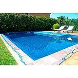 Fun & Go 81040 Malla para Piscina Leaf Pool Cover,...