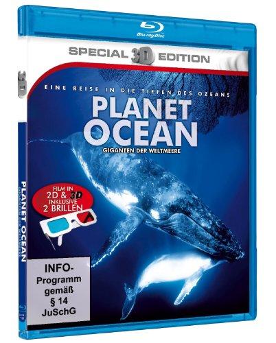 Planet Ocean - Giganten der Weltmeere (3D-Special Edition) [Blu-ray]