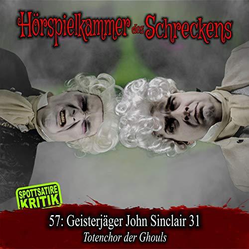 Geisterjäger John Sinclair 31 - Totenchor der Ghouls Titelbild