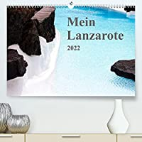 Mein Lanzarote (Premium, hochwertiger DIN A2 Wandkalender 2022, Kunstdruck in Hochglanz): Monatskalender mit 13 inseltypischen Eindruecken (Monatskalender, 14 Seiten )
