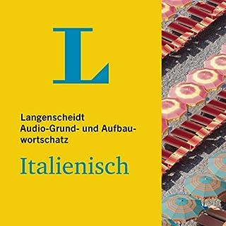 Grund- u. Aufbauwortschatz Italienisch (Langenscheidt Audio) Titelbild