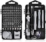 Set de destornillador de precisión, herramientas de mano de bricolaje, destornillador de precisión 115 en 1 Kit de herramientas de reparación de bricolaje para arreglar el iPhone Laptop PC MacBook Xbo