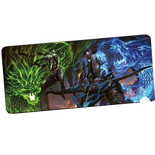 Gaming muismat 900x400 League of Legends anime muismat kan worden aangepast, 80x30, 6