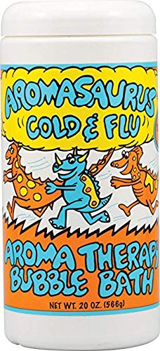 Abra Therapeutics Aromasaurus Therapeutic Cold Under blast sales and Bubble Ba National products Flu