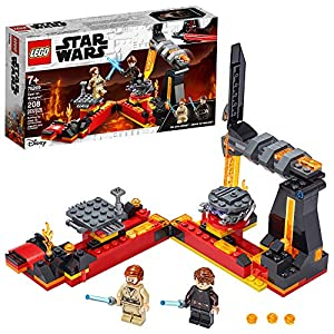 LEGO Star Wars: Revenge of the Sith Duel on Mustafar 75269 Anakin Skywalker vs. Obi-Wan Kenobi Building Kit, New 2020… - 51RhYTXlzRL - LEGO Star Wars: Revenge of the Sith Duel on Mustafar 75269 Anakin Skywalker vs. Obi-Wan Kenobi Building Kit, New 2020…
