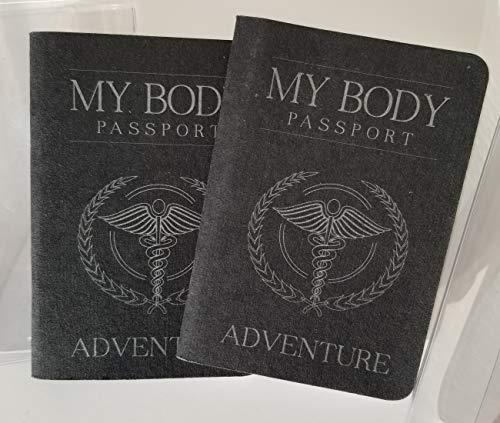 My Body Passport Adventure - 2 Pack