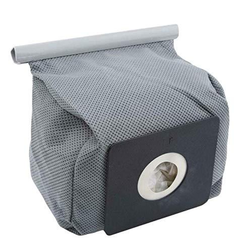 MMMWQ Universal Washable Cleaner Stoffbeutel Mehrweg-Staubsaugerbeutel für den Haushalt UK HOT, Grau, 13X12