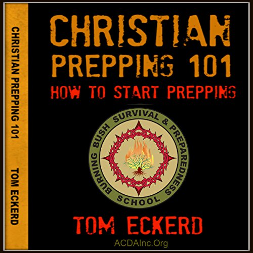 Christian Prepping 101 audiobook cover art