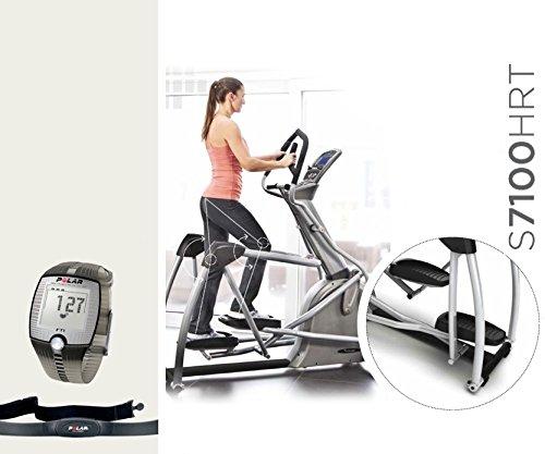 Vision Fitness S7100 HRT Elliptical Fitness Crosstrainer - Ausstellungsgerät aus dem Schaufenster