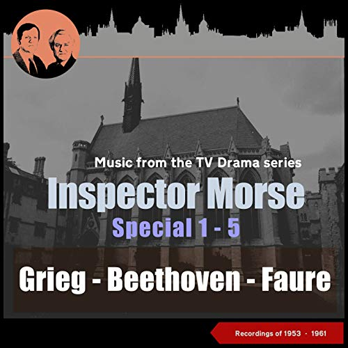 Quintet for Strings in C Major, D956, Op. 163, II: Adagio (From Film 'Inspector Morse: Special 5 (33)))