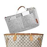 Best Handbag Organizer Inserts - FOREGOER Felt Purse Insert Handbag Organizer Bag in Review