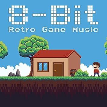 8-Bit Retro Game Music
