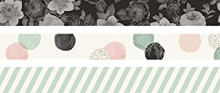 Carpe Diem by Simple Stories 10264 Beautiful Washi Tape, 4.0x1.5, Multicolor