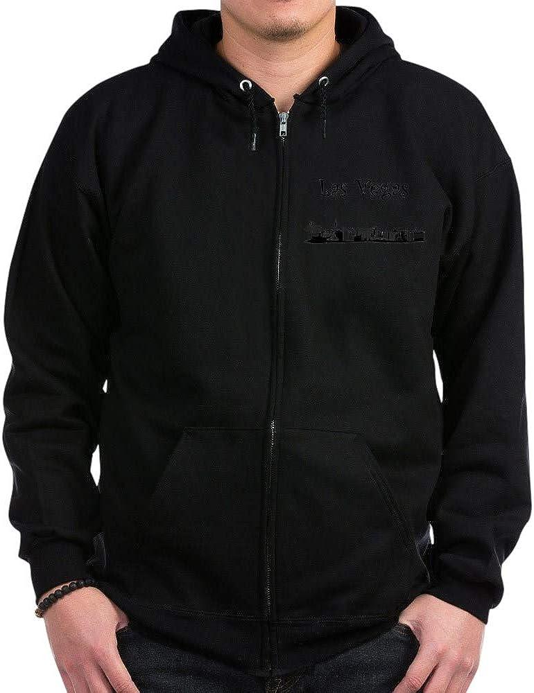CafePress Max lowest price 87% OFF Las Vegas Skyline Hoodie Zip Sweatshirt