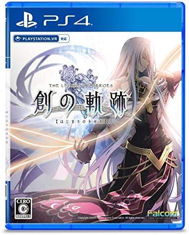 The Legend Of Heroes Hajimari No Kiseki Japan Import RegionFree product image
