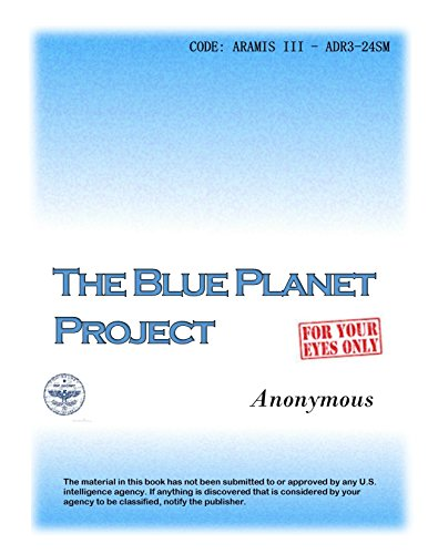 Blue Planet Project - An Inquiry Into Alien Life Forms by Jefferson Souza (2014-11-06)