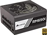 Corsair RM650i PC-Netzteil (Voll-Modulares Kabelmanagement, 80 Plus Gold, 650 Watt, EU)
