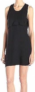 Alternative Black Womens Size Large L Hideout Overlay Sheath Dress