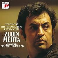 Zubin Mehta - Stravinsky: The Rite Of Spring & Petrouchka [Japan CD] SICC-1938 by Zubin Mehta