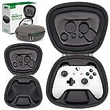 Sisma Funda rigida para Mando Wireless de Xbox One X o One S, Estuche de Viaje para Guardar y Proteger Gamepad Original de Xbox One, Edición Especial