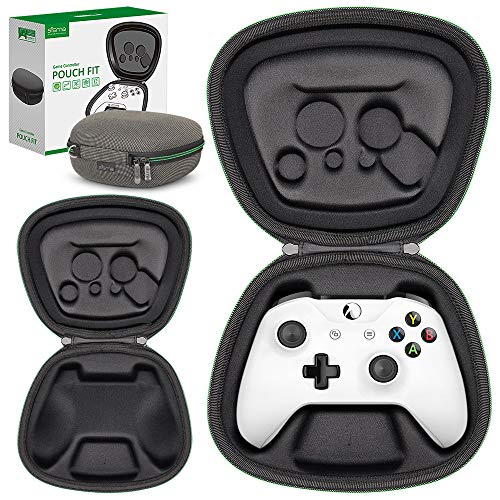 Sisma Funda rigida para Mando wireless Xbox One - Estuche de transporte para guardar y proteger Gamepad original de Xbox One S o One X, Edición Especial