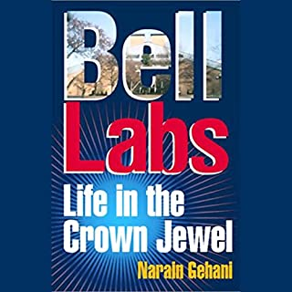 Bell Labs audiobook cover art