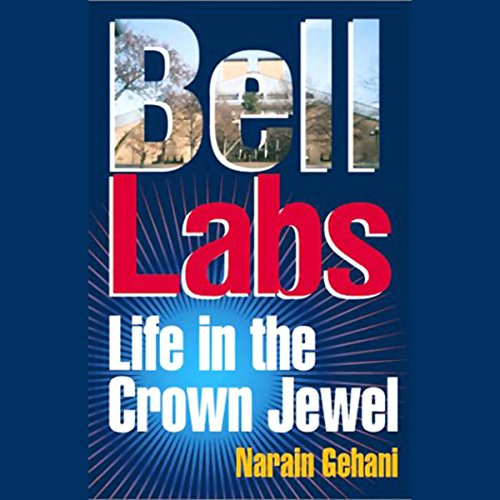 Bell Labs cover art