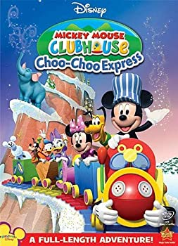 Disney Mickey Mouse Clubhouse  Choo-Choo Express