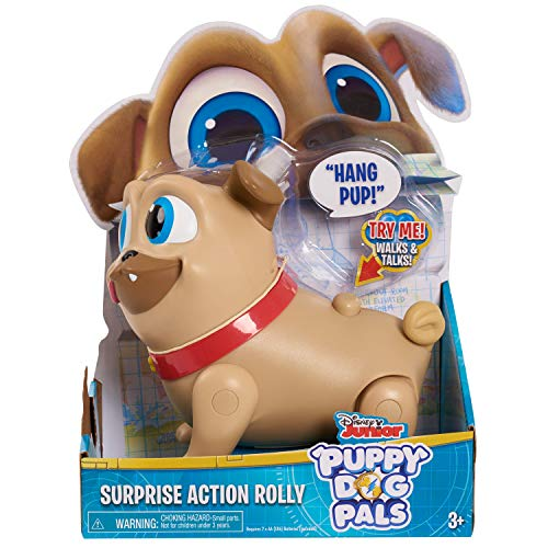 Puppy Dog Pals- Rolly (Flair Leisure Products 94032) , color/modelo surtido