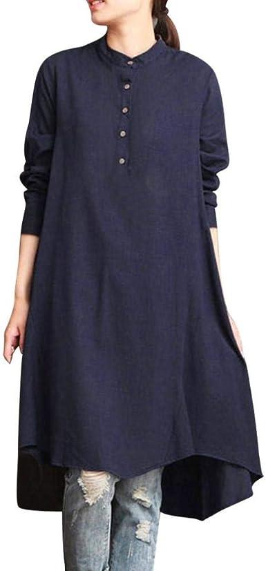 Camiseta Elegante, Blusa Para Mujer Ocio Blusa De Manga ...