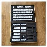 M5RU Keycap 109/87pcs Keycap Original Translucent Key Caps for Keyboard G913 G915 G813 G815 2nd Generation Backlit Keycaps with Box (Color : White 87 Keys)