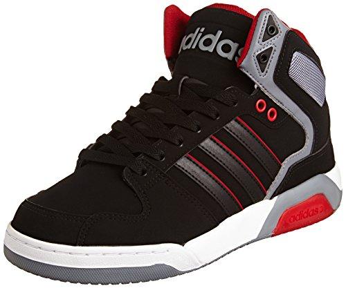 adidas Neo Label BB9TIS Black/Black/powred Gr. 48 2/3