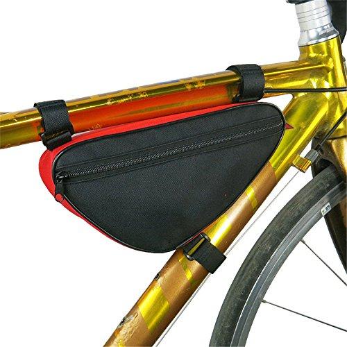 Xhtoe Bike Frame Tassen Fietstas Fietstas Regendichte MTB racefiets Accessoires Seat Post Tas Fietsen Frame Tas Voor Mobiele Telefoons
