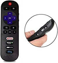 Replacement Remote for RCA Roku TV