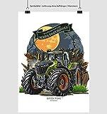 GREG PINE Waffenschmiede Marktoberdorf Traktor Schlepper