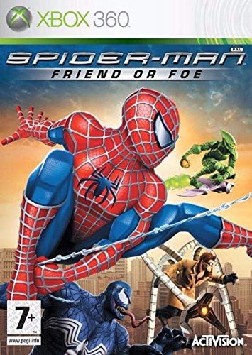 Spider-man: Friend or Foe (Xbox 360) [Importación Inglesa]