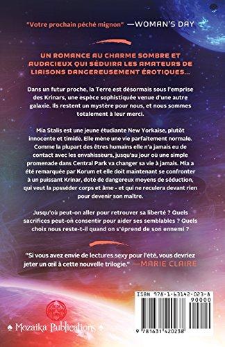 Liaisons Intimes (Les Chroniques Krinar: Volume 1)
