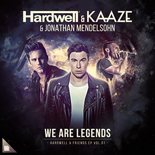 Hardwell, Kaaze & Jonathan Mendelsohn