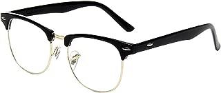 mens fashion clear glasses