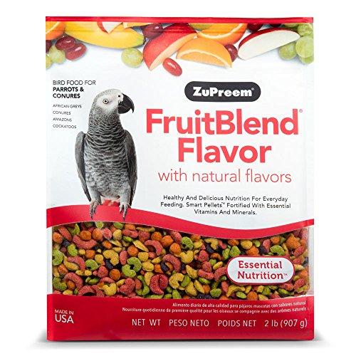 ZuPreem - Alimento para Aves FruitBlend...