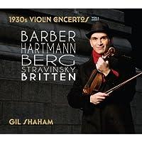 1930S Violin Concertos (Korea Edition)