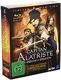 Capitan Alatriste - Mit Dolch und Degen Limited Edition (18 Folgen im 6 Disc Set) [Blu-ray] [Francia]