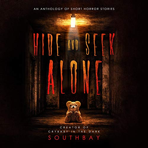 Hide and Seek Alone audiobook cover art