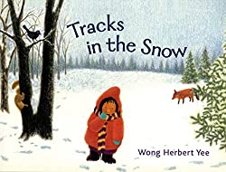 Diverse winter books like this one feature multicultural characters.