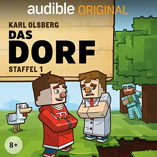 Das Dorf: Die komplette 1. Staffel audiobook cover art