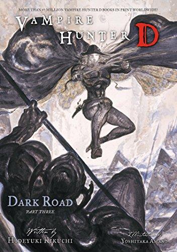 Vampire Hunter D Volume 15: Dark Road Part 3 (English Edition)