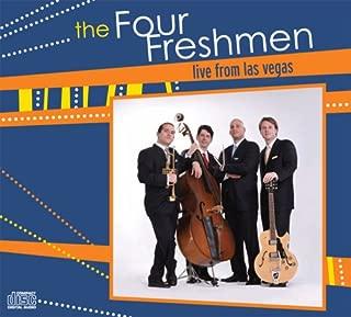 The Four Freshmen: Live From Las Vegas
