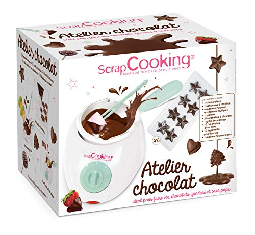 ScrapCooking - Atelier Chocolat - Appareil Fondue à...